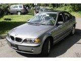 2004 Silver Grey Metallic BMW 3 Series 325xi Sedan #14211445