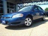 2006 Laser Blue Metallic Chevrolet Impala LT #14211842
