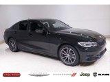 2020 Jet Black BMW 3 Series 330i xDrive Sedan #142566618