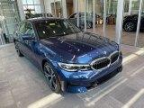 2021 Phytonic Blue Metallic BMW 3 Series 330i xDrive Sedan #142579191