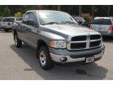 2005 Mineral Gray Metallic Dodge Ram 1500 SLT Quad Cab 4x4 #14221444