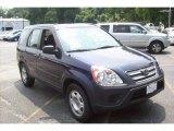 2006 Royal Blue Pearl Honda CR-V LX 4WD #14224622