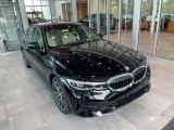 2021 Jet Black BMW 3 Series 330i xDrive Sedan #142742108