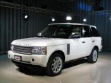 2006 Chawton White Land Rover Range Rover Supercharged #14226643
