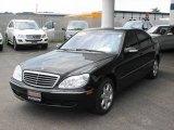 2004 Black Mercedes-Benz S 500 4Matic Sedan #14221858