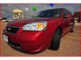 2007 Sport Red Metallic Chevrolet Malibu Maxx LT Wagon #1404001