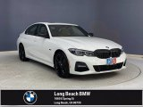 2022 Alpine White BMW 3 Series 330e Sedan #142798912