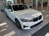 2022 Alpine White BMW 3 Series 330i xDrive Sedan #142826349