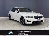 2022 Alpine White BMW 3 Series 330i Sedan #142834469
