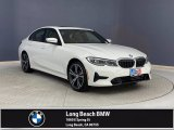 2022 Alpine White BMW 3 Series 330i Sedan #142834479