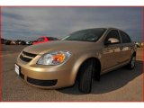 2007 Sandstone Metallic Chevrolet Cobalt LT Sedan #1403999
