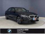 2022 Jet Black BMW 3 Series 330i Sedan #142834478