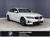 2022 Alpine White BMW 3 Series 330i Sedan #142834477