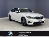 2022 Alpine White BMW 3 Series 330i Sedan #142834473