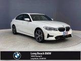 2022 Alpine White BMW 3 Series 330i Sedan #142845769