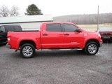2008 Radiant Red Toyota Tundra SR5 CrewMax 4x4 #14219551