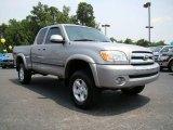 2005 Silver Sky Metallic Toyota Tundra SR5 TRD Access Cab 4x4 #14155826