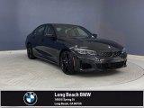 2022 Black Sapphire Metallic BMW 3 Series M340i Sedan #142881643