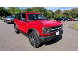 Ford Bronco Data, Info and Specs
