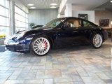 2007 Midnight Blue Metallic Porsche 911 Carrera S Coupe #142597
