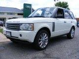 2007 Chawton White Land Rover Range Rover HSE #14292793