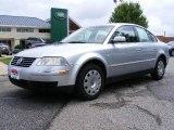 2003 Reflex Silver Metallic Volkswagen Passat GL Sedan #14292725