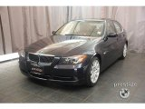 2006 Monaco Blue Metallic BMW 3 Series 330xi Sedan #14350758