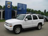 2005 Summit White Chevrolet Tahoe Z71 4x4 #14356361