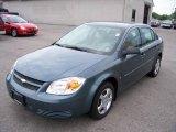 2007 Blue Granite Metallic Chevrolet Cobalt LS Sedan #14354513