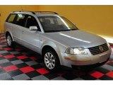 2003 Reflex Silver Metallic Volkswagen Passat GLS Wagon #14368378