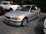 2000 Titanium Silver Metallic BMW 3 Series 328i Sedan #14351732