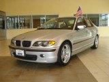 2004 Titanium Silver Metallic BMW 3 Series 330i Sedan #14355445