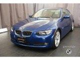2008 Montego Blue Metallic BMW 3 Series 335i Coupe #14350761