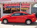 2007 Victory Red Chevrolet Cobalt LT Coupe #14365564