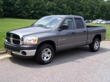 2006 Mineral Gray Metallic Dodge Ram 1500 ST Quad Cab #14369966