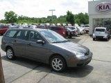 2005 Liquid Grey Metallic Ford Focus ZXW SE Wagon #14367840