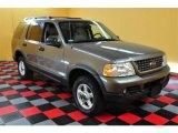 2003 Mineral Grey Metallic Ford Explorer XLT 4x4 #14368382