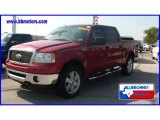 2007 Ford F150 Lariat SuperCrew 4x4