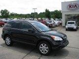 2008 Nighthawk Black Pearl Honda CR-V EX 4WD #14367837