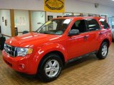 2009 Torch Red Ford Escape XLT V6 4WD #14359495