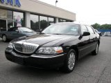 2008 Black Lincoln Town Car Signature Limited #14362336