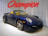 2008 Porsche 911 Lapis Blue Metallic