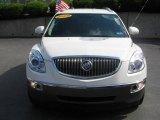 2009 White Opal Buick Enclave CXL AWD #14425067