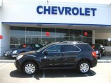 2010 Black Granite Metallic Chevrolet Equinox LT #14438200
