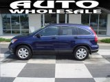 2009 Royal Blue Pearl Honda CR-V EX #14435344
