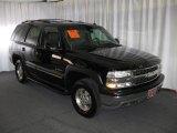 2002 Onyx Black Chevrolet Tahoe 4x4 #14431535