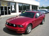 2005 Redfire Metallic Ford Mustang GT Premium Coupe #14430615