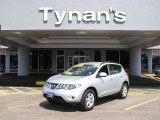 2009 Brilliant Silver Metallic Nissan Murano S AWD #14452385