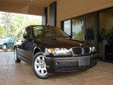 2004 Black Sapphire Metallic BMW 3 Series 325i Sedan #14506881