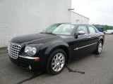 2008 Brilliant Black Crystal Pearl Chrysler 300 C HEMI Heritage Edition #14508386